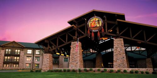 Prairie Band Casino golf packages