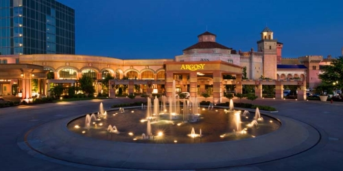 Argosy Casino Hotel golf packages