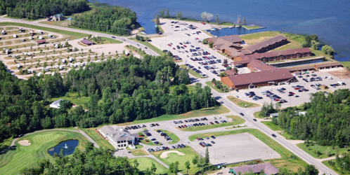 Bay Mills Resort and Casino golf packages