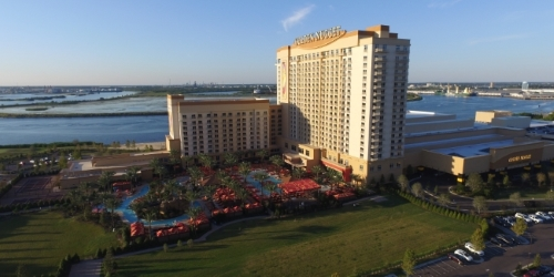 Golden Nugget Lake Charles golf packages