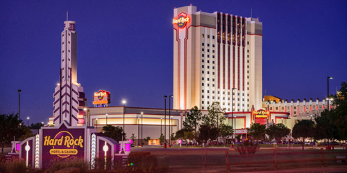 Hard Rock Hotel & Casino Tulsa golf packages