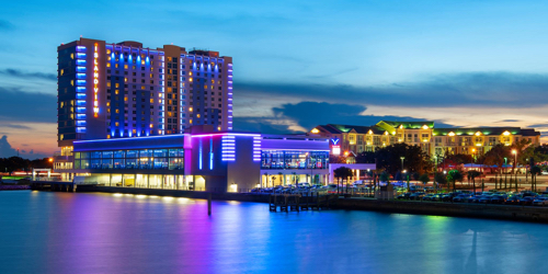 Island View Casino Resort golf packages