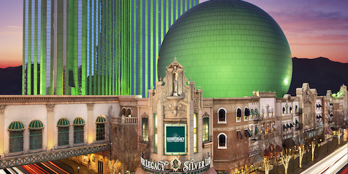Silver Legacy Resort Casino golf packages