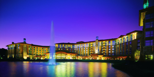 Soaring Eagle Casino and Resort golf packages