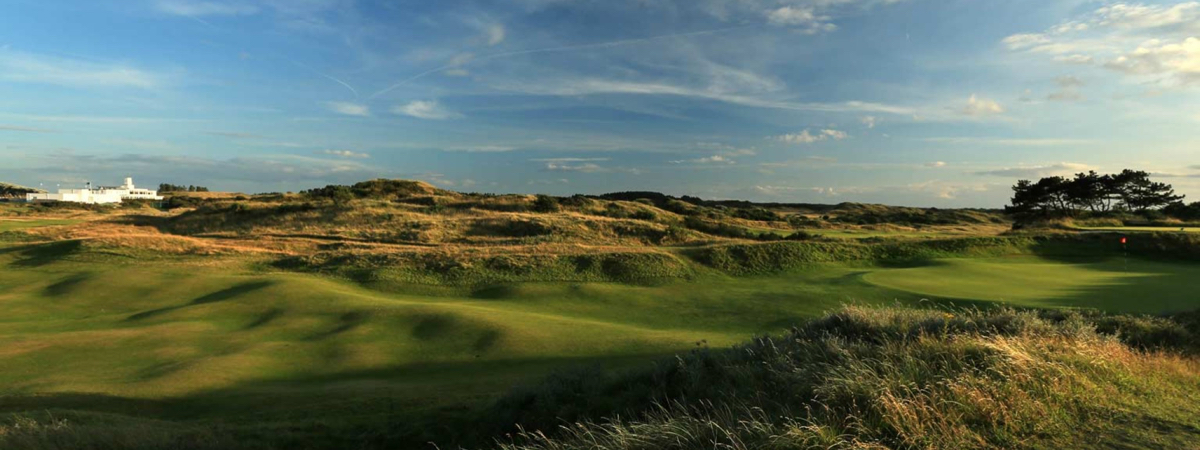 England golf packages