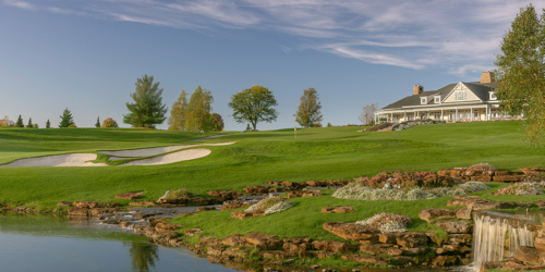 Turning Stone Casino Resort golf packages
