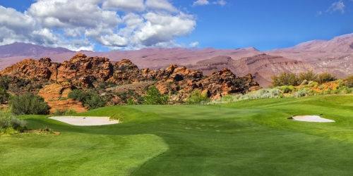 The Ledges of St George golf packages
