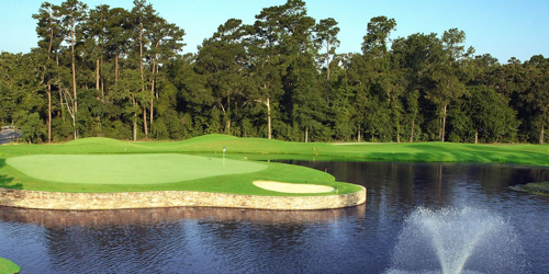 The Woodlands Resort - Panter Trail Course