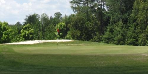 Black Bear Golf Course @ Black Bear Casino Resort