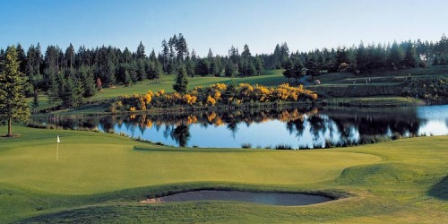 Gold Mountain Golf Course