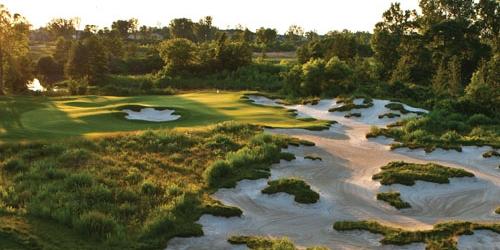 Harbor Shores Golf Course