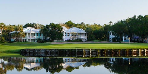 Walt Disney World Golf Complex - Lake Buena Vista