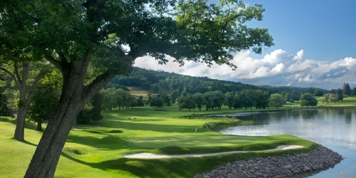 The Leatherstocking Golf Course