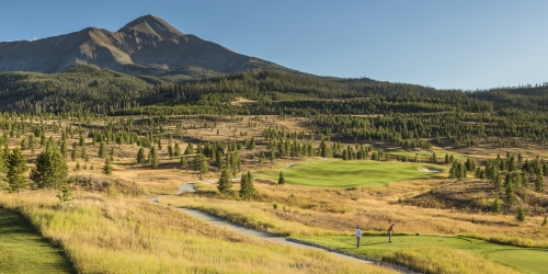 The Reserve at Moonlight Basin  golf packages