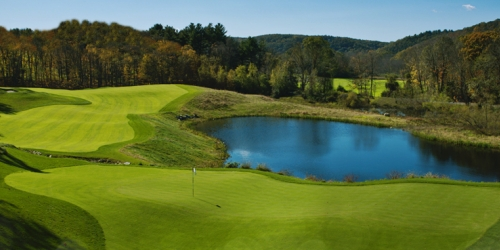 Mohegan Sun Golf Club golf packages
