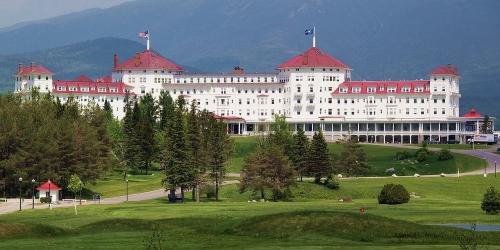 Omni Mount Washington Resort - Mount Washington Course golf packages