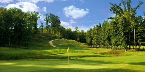 The Ridges at Village Creek golf packages
