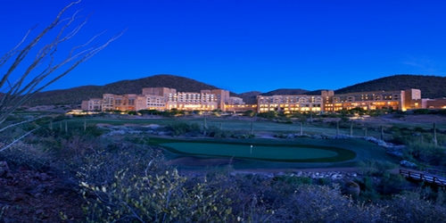 Marriott Golf Package