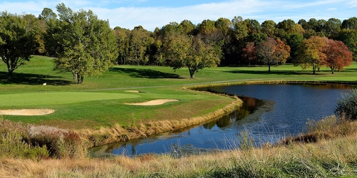 Turf Valley Resort golf packages