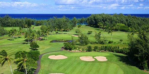 Turtle Bay Resort - George Fazio golf packages