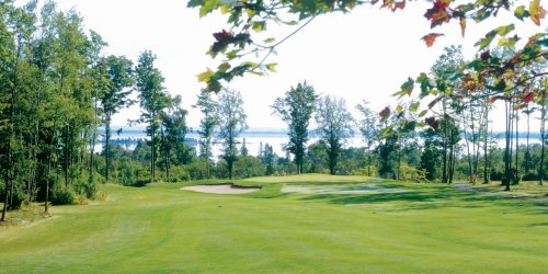 Wild Bluff at Bay Mills Resort and Casino golf packages