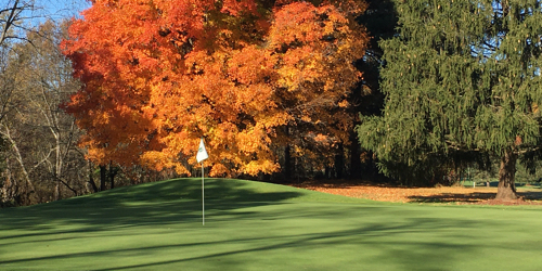 Zoar Village Golf Course golf packages
