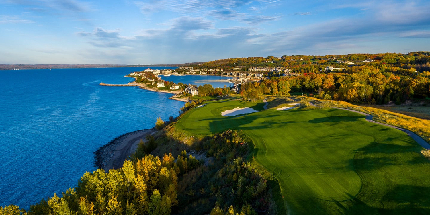 America's Summer Golf Capital golf packages
