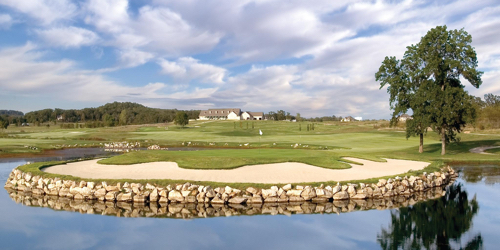 Arkansas Golf Trail golf packages