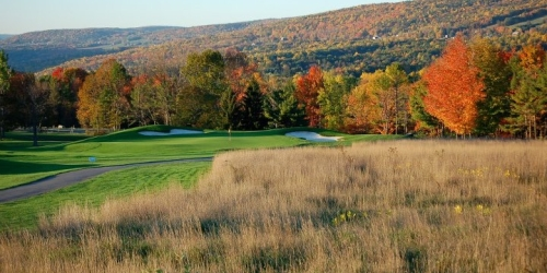 Finger Lakes Golf Trail golf packages