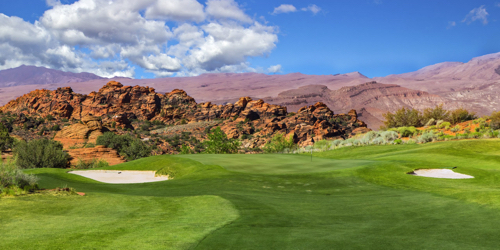Red Rock Golf Trail Packages