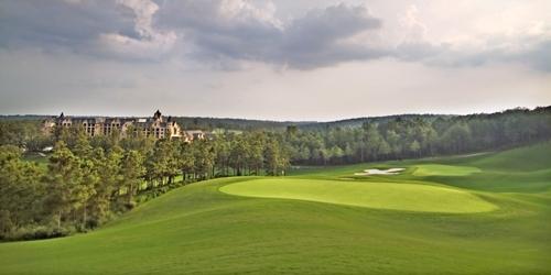 Robert Trent Jones Golf Trail golf packages