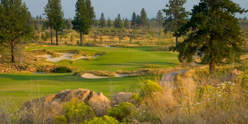 Central Oregon Golf Trail golf packages