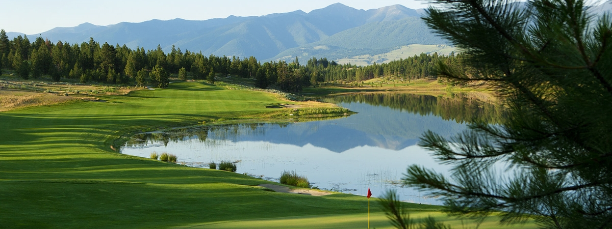Montana golf packages