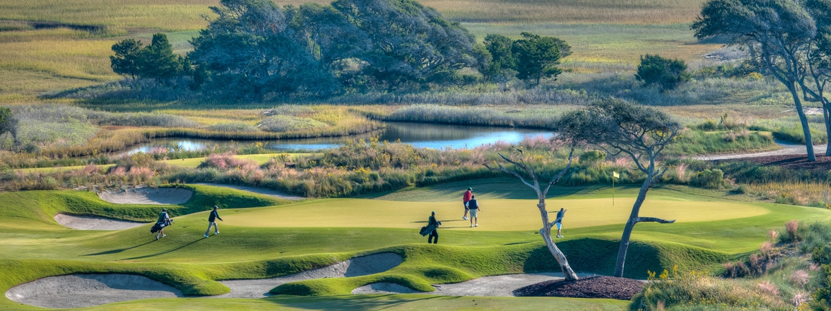 South Carolina golf packages