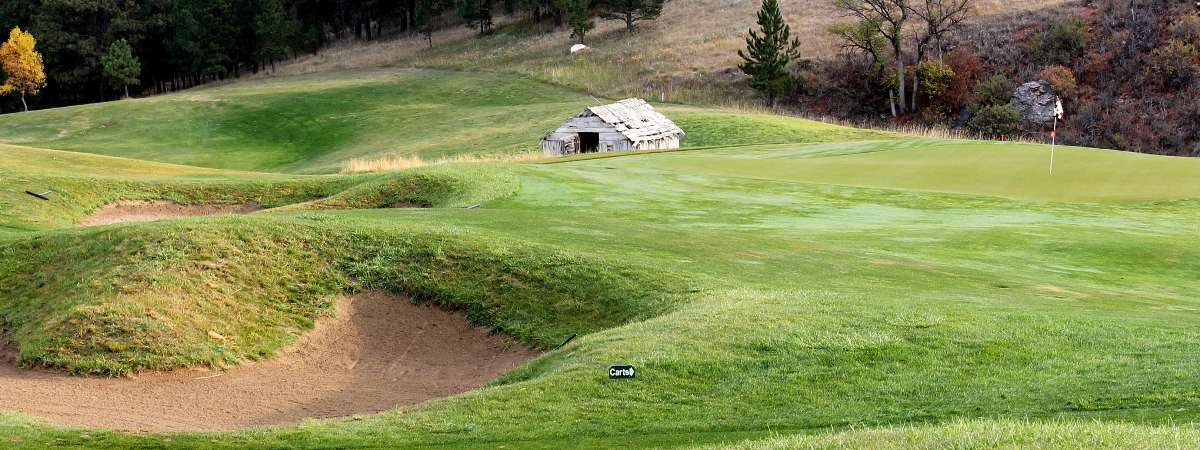 South Dakota golf packages
