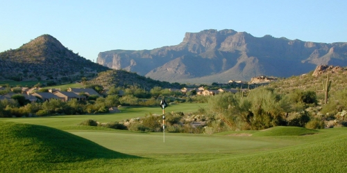 Arizona Golf Trails golf packages