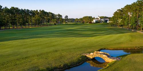 Golf Trek golf packages