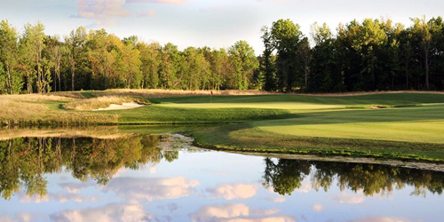 Golf Western New York golf packages